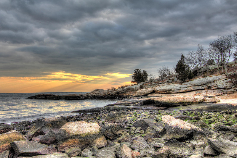 Rocky Neck State Park<br /> Niantic, CT<br /> Image#:4580