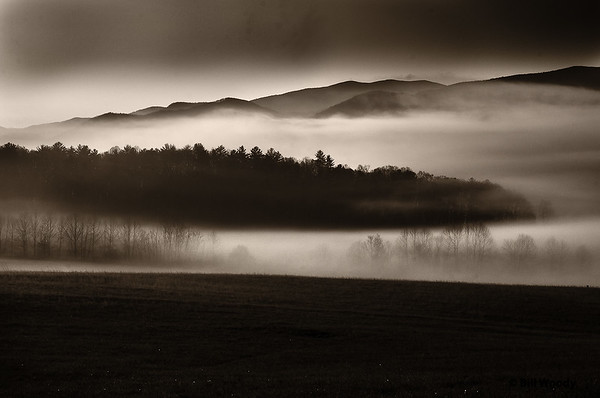 Foggy Morning - 2007 Cades Cove