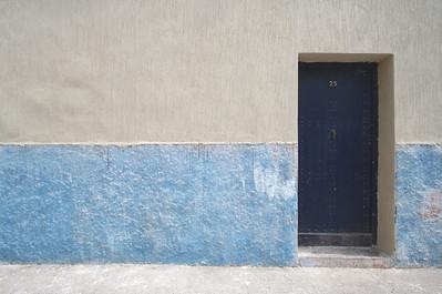 Doorway - Oudaias Kasbah, Rabat