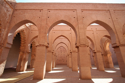 Almohad Dynasty Mosque, Tinmal