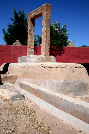 Berber Village Well - Kik, Atlas Mountains