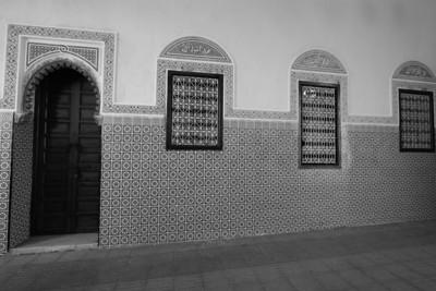 Entryway - Zawiya/Madrasa Complex, Salé