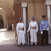 Entrance to the King's Palace...well guarded