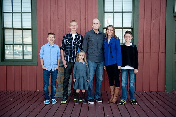 Morrison family 2013