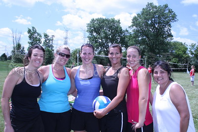 20090725 Spike for Kids charity Volleyball Tournament Natalie's Team