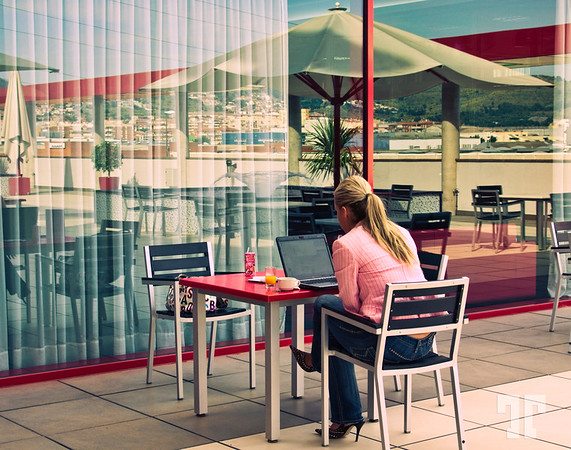 31 May 09<br /> <br /> Working breakfast<br /> <br /> - Barcelona, one of the airport area hotel