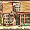 "Postcard of <a href=""http://www.travelways.com/PicturesofCanada/Pictures-of-Nova-Scotia/Sherbrook-pioneer-village/6608149_SFJDGk#!i=2431380125&amp;k=gWCxWgX"" target=""_blank"">Sherbrooke Village</a>, Nova Scotia  (ZZ)"