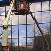 17 Nov. 08<br /> <br /> Working on the Civic Center - Sydney, Cape Breton, Nova Scotia, Canada Nova Scotia, Cape Breton