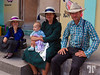 Mennonites in Orange Walk, Belize<br /> <br /> As of 2008, there are close to 10,000 conservative Russian Mennonites living in Belize. In addition to this there are another 2,000 mostly Kriol and Mestizo Belizeans who have converted to Mennonitism. Mennonites living in Belize are among the most traditional and conservative amongst all the Russian Mennonites in Central America.<br /> <br /> * The first Mennonites came mainly from Swiss and German roots, with many of the important martyrs of the early church coming from the area around Zurich. To escape persecution, many Mennonites fled western Europe for the more accommodating religious climate of the Americas or Catherine the Great's Russia, giving these two groups distinctly different cultura l heritages. <br /> <br /> ** Mennonites are a branch of the Christian church, with roots in the radical wing of the 16th century Protestant Reformation. Part of the group known as Anabaptists (because they rebaptized adult believers), the Mennonites took their name from Menno Simons, a Dutch priest who converted to the Anabaptist faith and helped lead it to prominence in Holland by the mid-16th century.<br /> <br /> (The Amish, who separated from the Mennonites in the late 1600's, are widely known for their plain dress and rejection of modern technology and conveniences.)