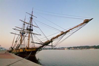 Tall Ships Sturgeon Bay  WI.