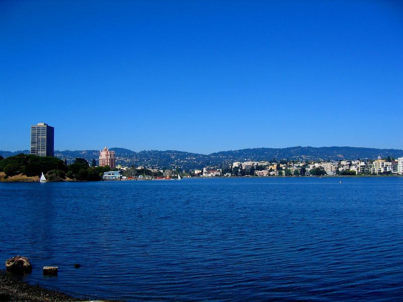 Oakland Bay<br /> <br /> Oakland, California