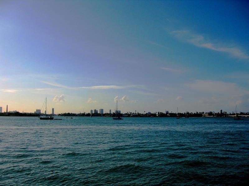 Biscayne Bay<br /> <br /> Miami, Florida