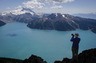 Panorama ridge in Garibaldi Park, Canada 09.