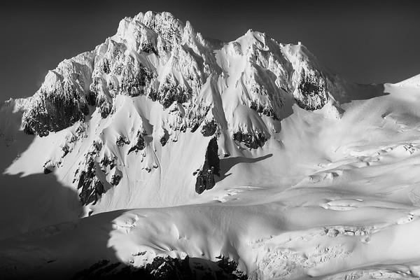 Colfax Peak over Deming Glacier