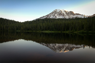 Reflection Lake, MRNP