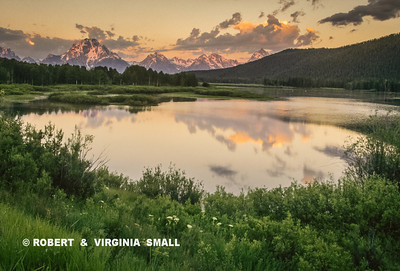 OH, WHAT A BEAUTIFUL MORNING - IN THE TETONS . . .