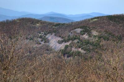 Cow Rock Mountain