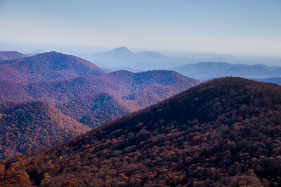 View from Brasstown Bald.