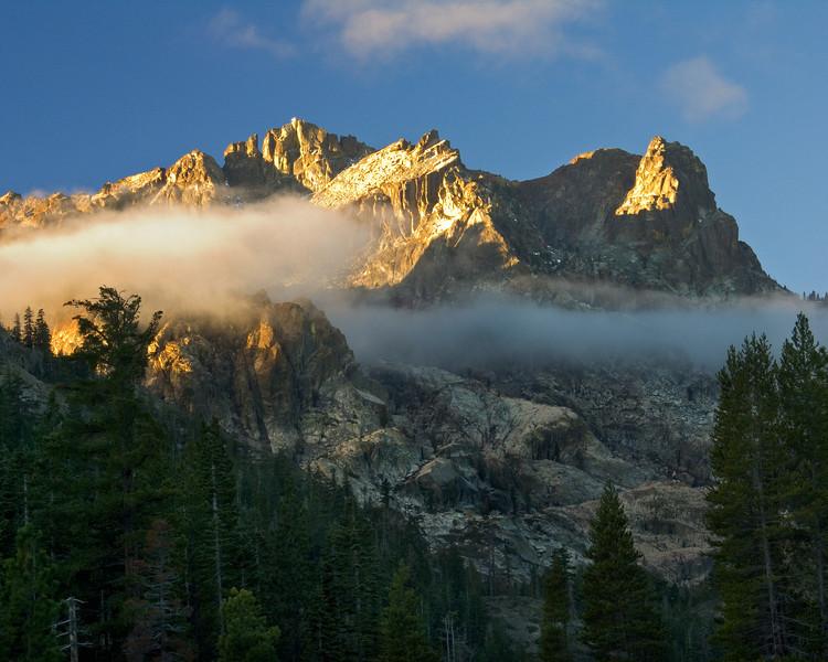 Sierra Buttes 1, Sierra City, CA.
