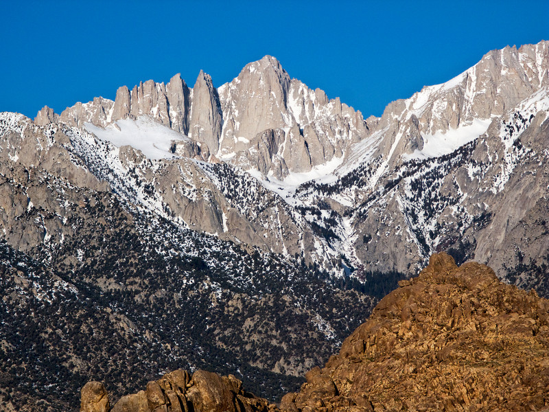 Mt. Whitney & the Alabama Hills 2