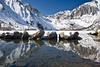 Convict Lake Winter - Eastern Sierra, California