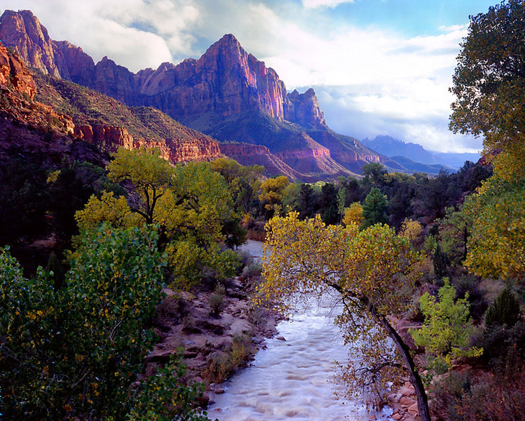 The Watchman - Zion National Park, Utah