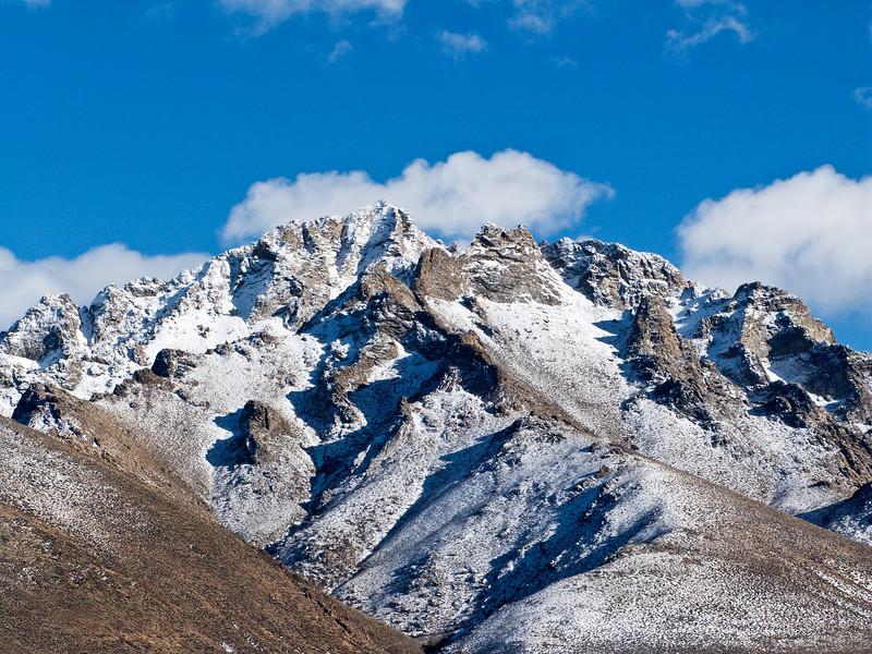 Dusted Peaks of Nevada 3
