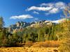 Sierra Buttes Overview, Sierra City, CA.