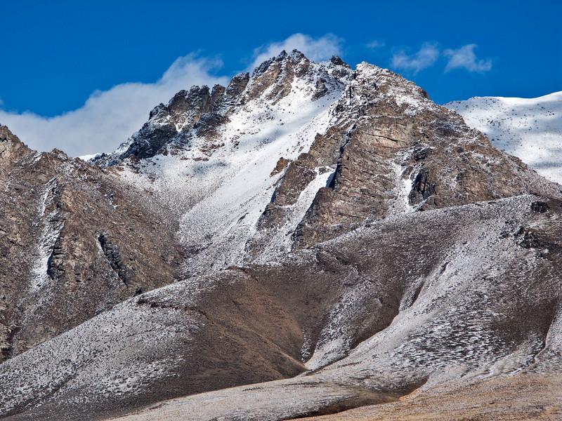 Dusted Peaks of Nevada