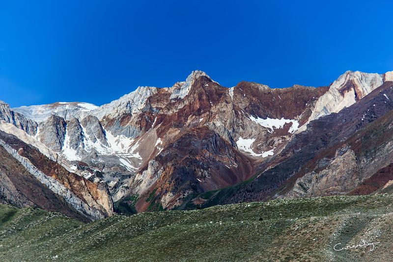 Eastern Sierras near Lake Crowley