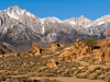 Mt. Whitney & the Alabama Hills 1