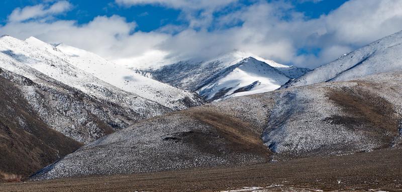 Dusted Peaks of Nevada 4