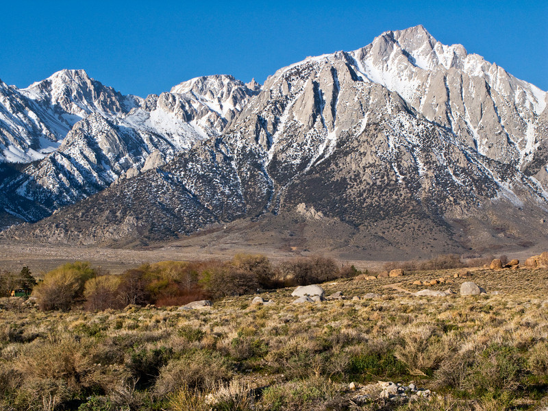 Eastern Sierras1, Lone Pine, CA.