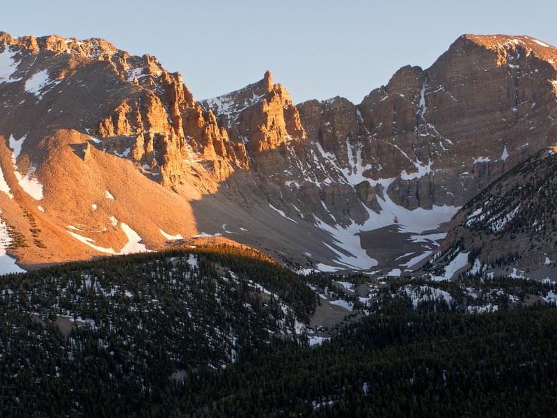 MT. Wheeler, Great Basin National Park, Nevada