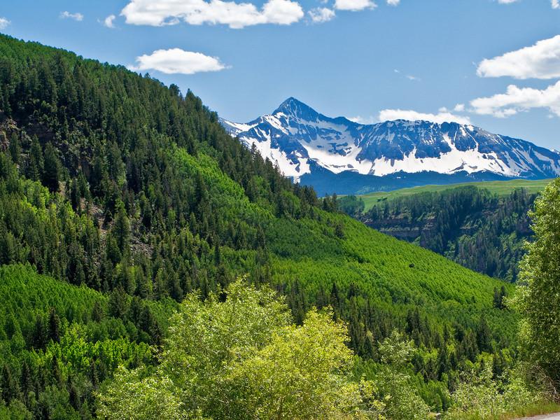 Rocky Mountain Slopes, Colorado