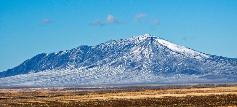 Lone Range, Nevada