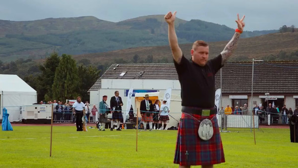 Cowal Gathering 2015 Photo Montage
