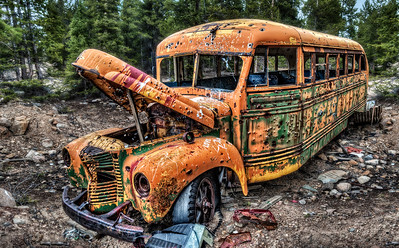 Leadville Bus