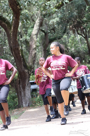 Mt Zion Marching Band
