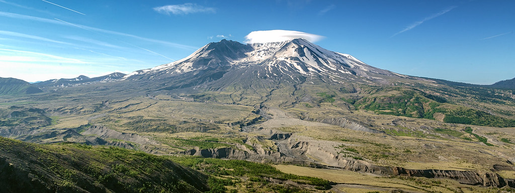 Mt St Helens - Cinema Wide (36th Anniversary)