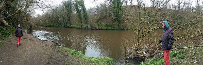River Almond at Cramond