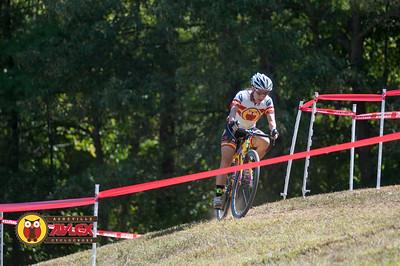 Rebecca Falls of Asheville Cyclocross.