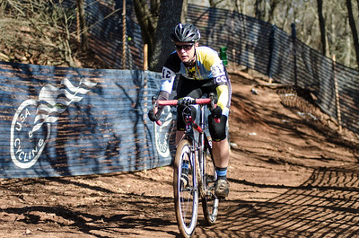 Laura Rice riding for NCCX would go on to take the Silver in her category.