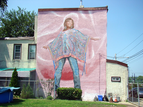 Murals from everywhere