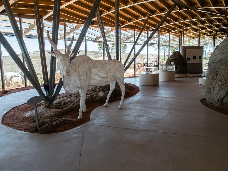 !Khwa ttu San Heritage Centre, near Yserfontein