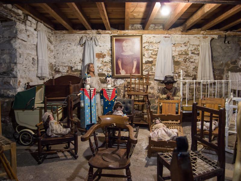 Nursery collection, Marie Rawdon Museum, Matjiesfontein