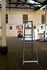 Installation 2: Moores Building Contemporary Art Gallery, Fremantle