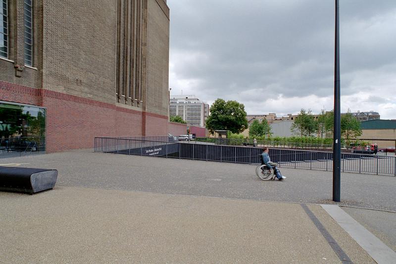 Freewheeling, Tate Modern