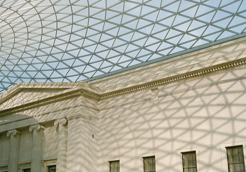 British Museum, the Great Court