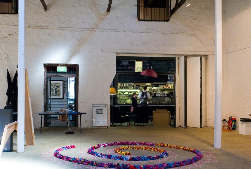 Installation 5: Moores Building Contemporary Art Gallery, Fremantle